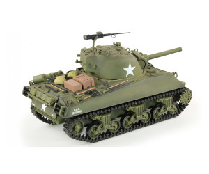 M4A3 Sherman R/&S//2.4GHZ AMEWI QC Control Edition RC Militär Panzer U.S