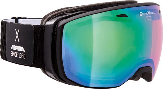 ALPINA Estetica Skibrille Unisex Snowboardbrille Schnee Brille Goggle A7252.X.32