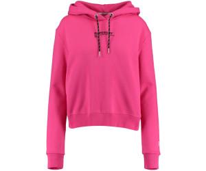 Superdry Sweatshirt mit Kapuze Elissa Cropped Hood pink