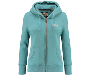 premium selection 68a8c f9a6f Superdry Sweatjacke Elite Lite mint (G20303AT) ab 79,90 ...