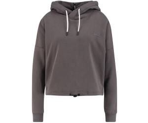 Superdry Sweatshirt Ol Elite Crop Hoodie anthrazit