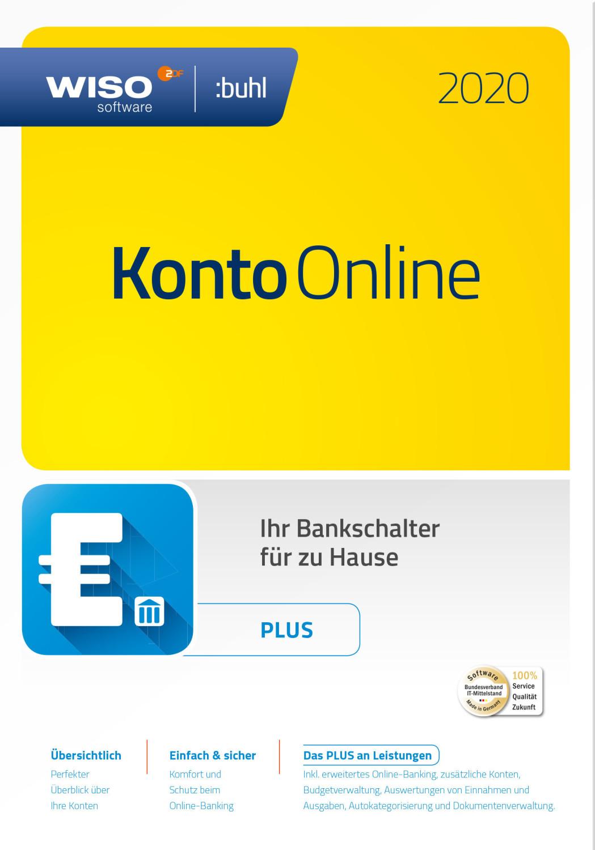 #Buhl WISO Konto Online 2020 Plus (Download)#