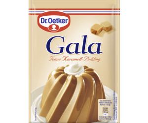 Dr. Oetker Gala Puddingpulver Echt Karamel 3 x 41g