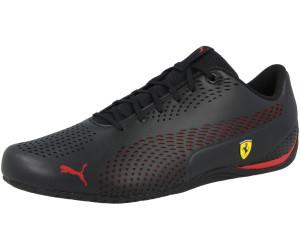 Puma Ferrari Drift Cat 5 Ultra II black/red au meilleur prix sur ...