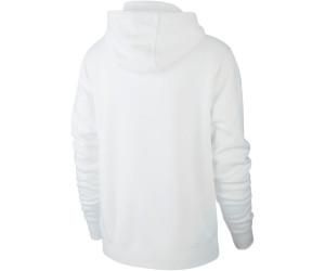 weißer nike hoodie herren