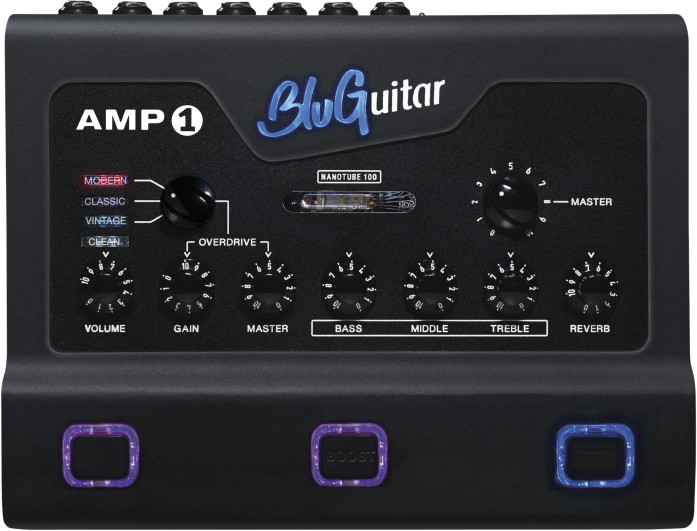 Image of BluGuitar AMP1 Iridium Edition