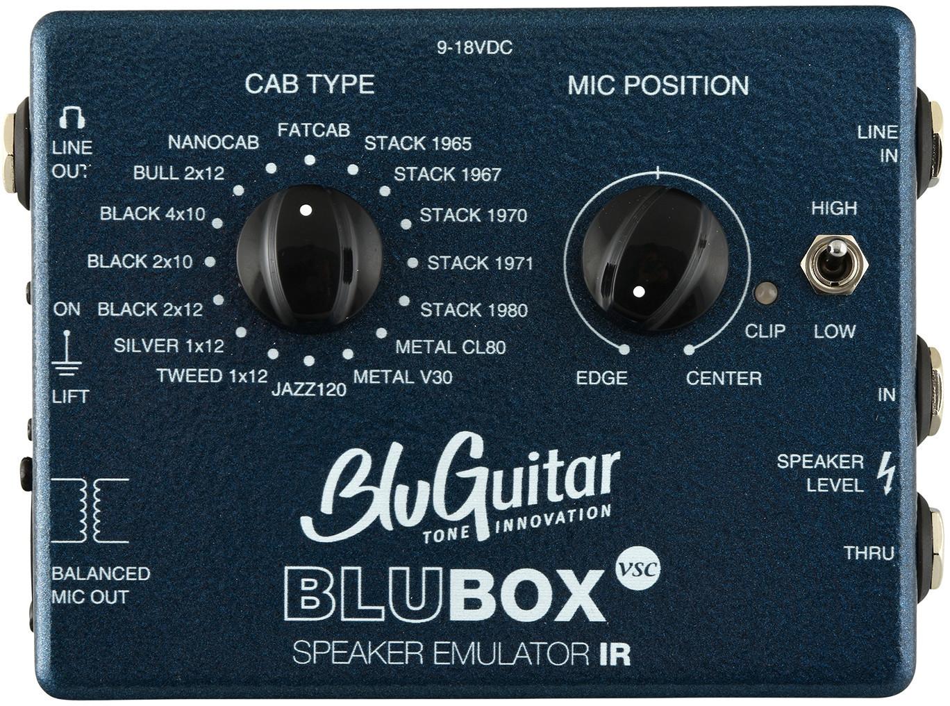 Image of BluGuitar BluBox