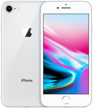 Image of Apple iPhone 8 128GB silver