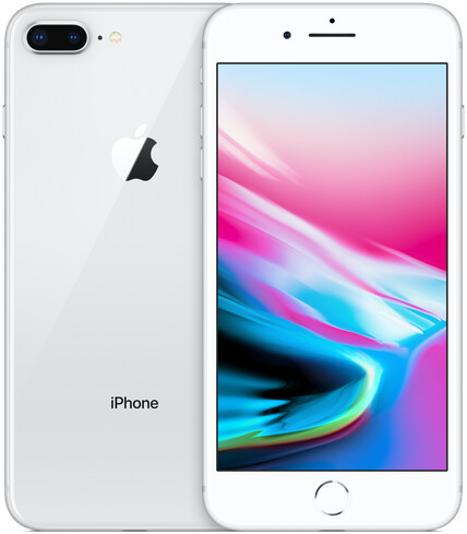 Image of Apple iPhone 8 Plus 128GB silver