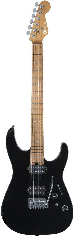 Image of Charvel Pro-Mod DK24 HH 2PT CM Black