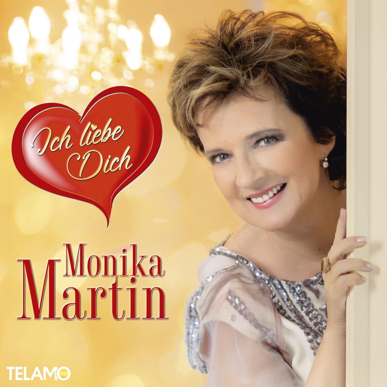 *Monika Martin – Ich liebe dich (CD)*