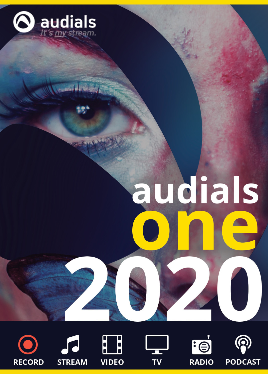 Image of Audials One 2020