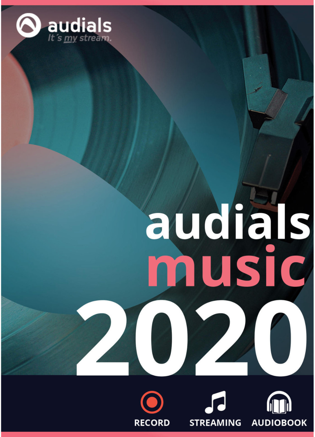 Image of Audials Music 2020