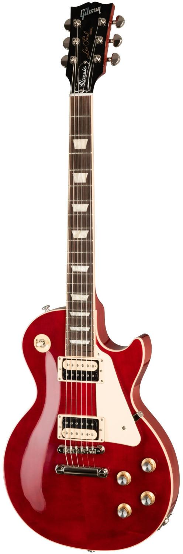 Image of Gibson Les Paul Classic 2019 TC Translucent Cherry