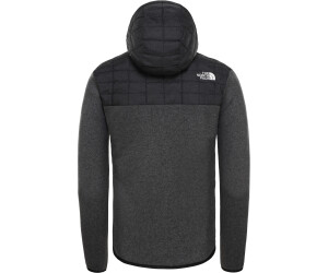 The North Face Men's Thermoball Hoodie Jacket TNF Black