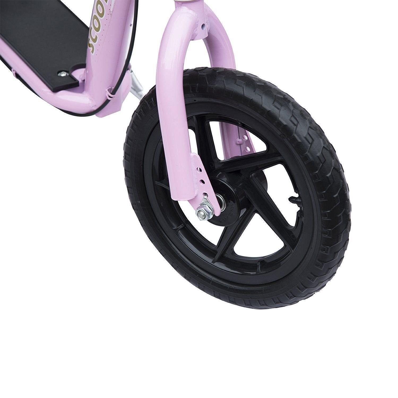 HomCom Cityroller 120  x 52 x (75-86) cm