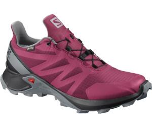Salomon SUPERCROSS GTX Chaussures trail Femme bluestone