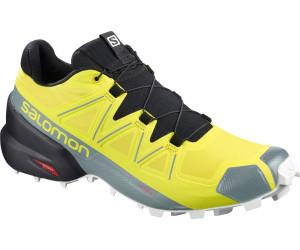 Salomon Speedcross 5 Men Sulphur SpringBlackWhite ab 97,90