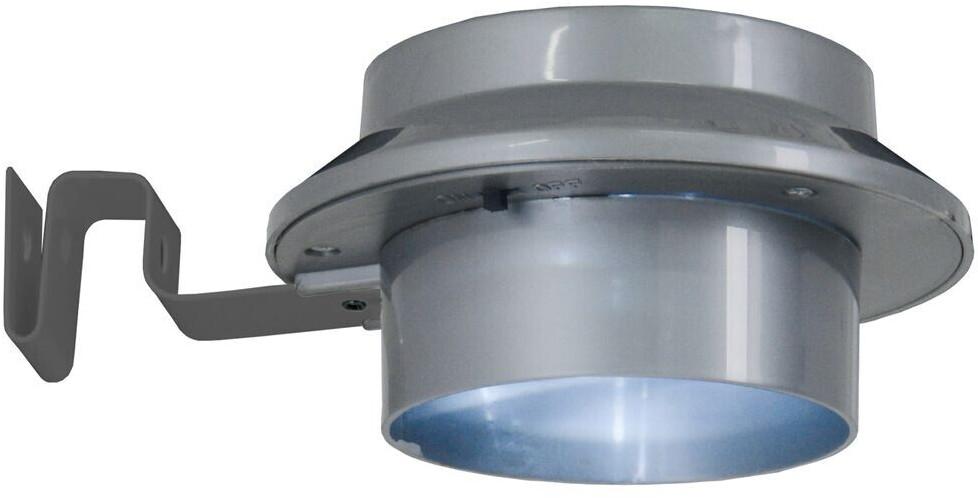 Näve LED Solar-Dachrinnenleuchte 3er-Set