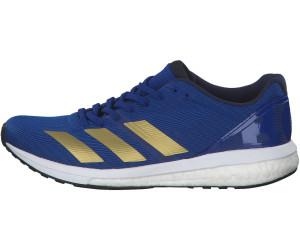 Adidas Adizero Boston 8 Collegiate Royal Gold Met. Cloud
