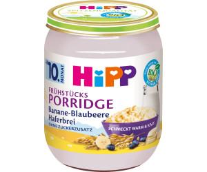 Hipp Frühstücks-Porridge Banane-Blaubeere Haferbrei (160 g)