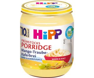 Hipp Frühstück-Porridge Mango-Trauben-Haferbrei (160 g)