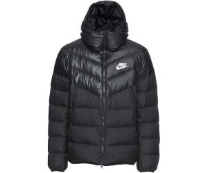 Nike Sportswear Windrunner Down Fill blackblackwhite ab