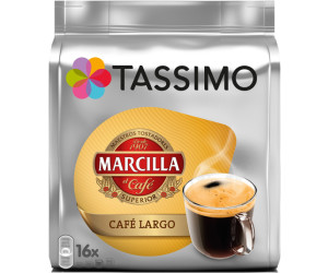 Tassimo Marcilla Café Largo (16 Port.)