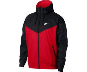 Nike Sportswear Windrunner Red Black ab 51,19