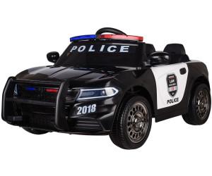 Meilleur Voiture Electrique >> Happy Garden Voiture Electrique Police Americaine Cop Roc15