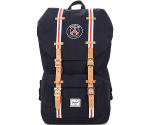 Herschel Little America Backpack Paris Saint Germain evening