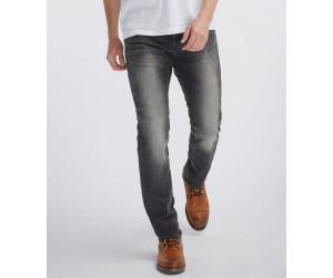 Mustang Oregon Fuselé K Hommes Slim Fit Sweat-Jeans en Used-Look