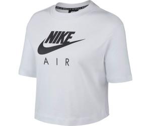 Nike Air Cropped T Shirt white ab 16,69 € | Preisvergleich