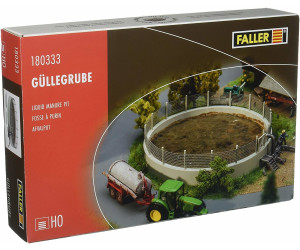 Faller 130613 Turnhalle 350 x 235 x 120 mm NEU /& OVP