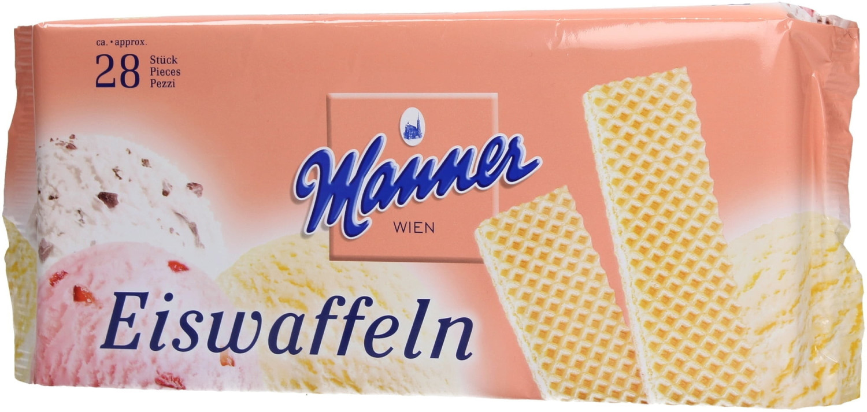 Manner Eiswaffeln 32er