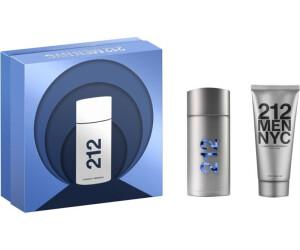 Carolina Herrera 212 Men NYC Set (EdT 100 ml + SG 100 ml