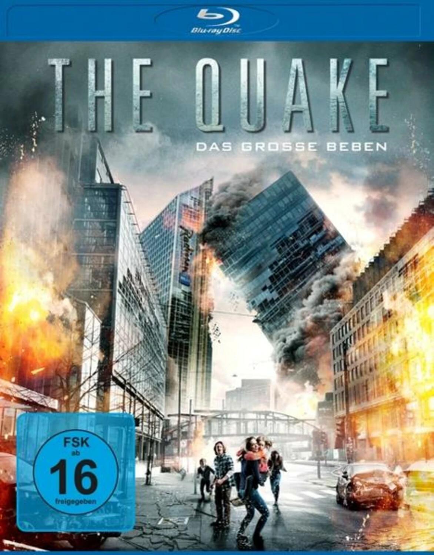 The Quake - Das große Beben [Blu-ray]