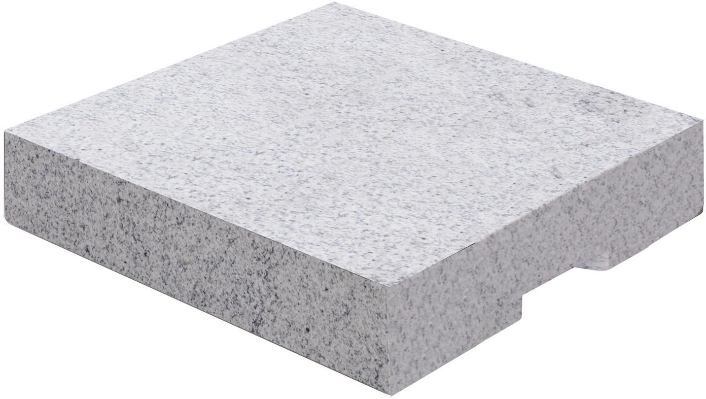 Doppler Granitplatte Eco für Plattenständer (55 kg)