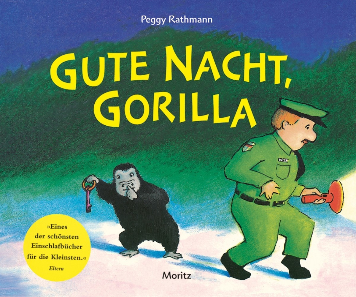 Image of Beltz Gute Nacht, Gorilla! (Peggy Rathmann)