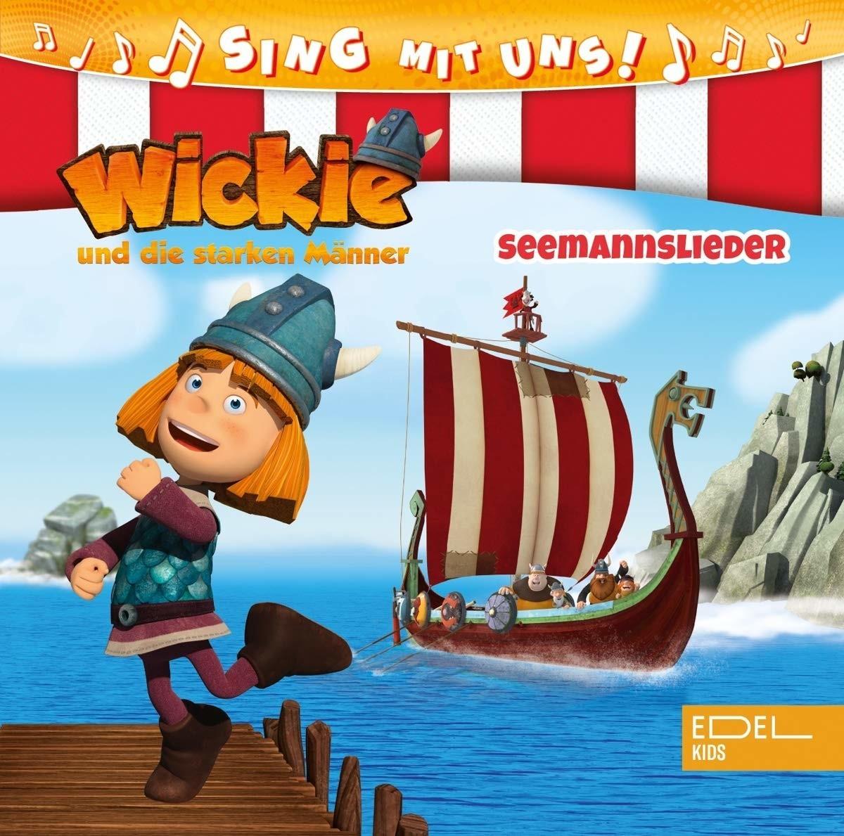 Image of Wickie und die starken Männer - Seemannslieder (CD)