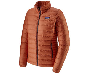 Patagonia Women's Down Sweater Jacket sunset orange ab 114