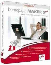 bhv Homepage Maker 5 Pro (DE) (Win)