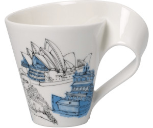 Villeroy Boch Newwave Mug With Handle 0 35 L
