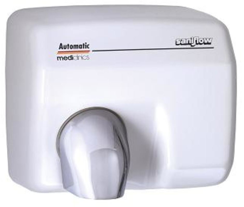 Image of All Care Mediclinics saniflow E05A white