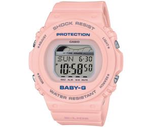 Montre Casio BLX 570 7ER BABY G Résine Blanche