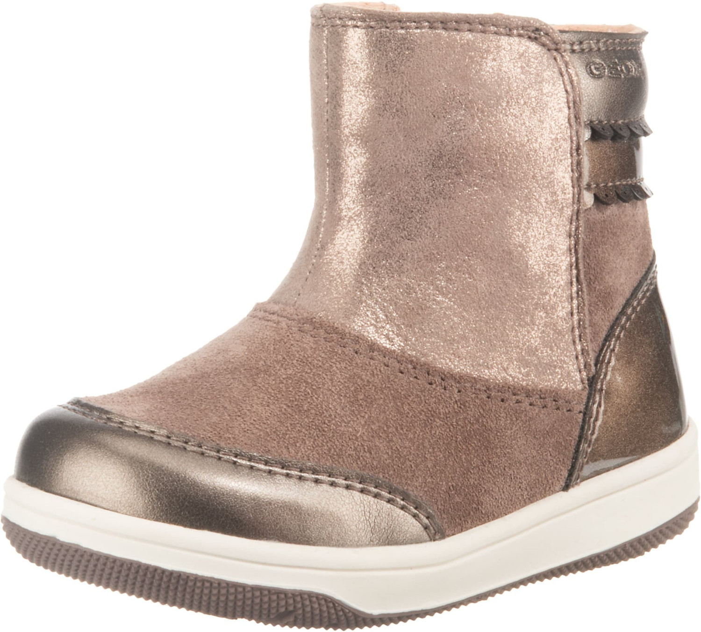 Geox New Flick Boots smoke grey