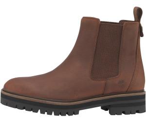 Timberland London Square Damen Burgund Chelsea Boots