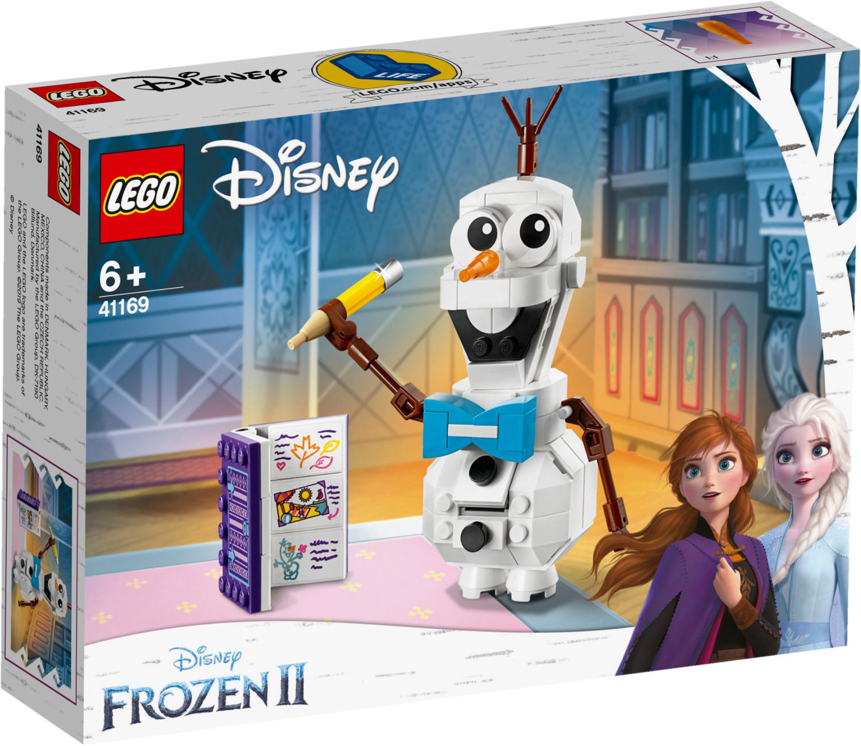 LEGO Disney La Reine des neiges II - Olaf (41169)