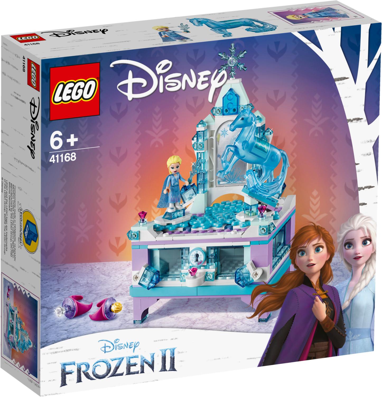 LEGO Disney La Reine des neiges II - La boîte à bijoux d'Elsa (41168)