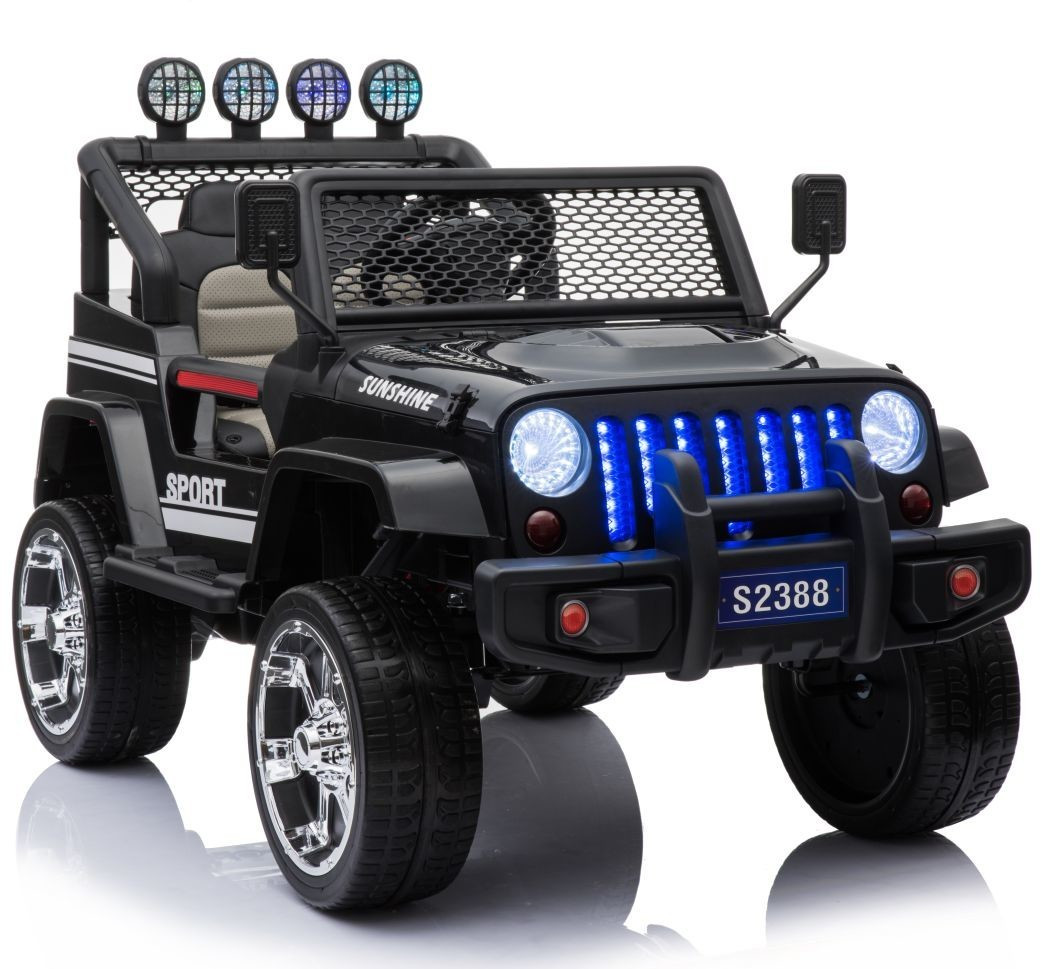 Toys Store Jeep 4x4 Off Road blau